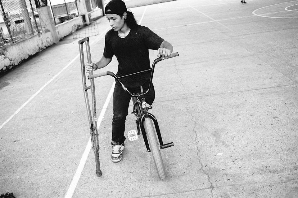 Meet One-Legged BMX Rider: Julian Molina