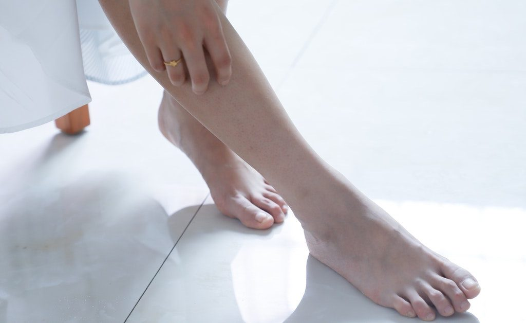 Ankle and Foot Movement After Stoke